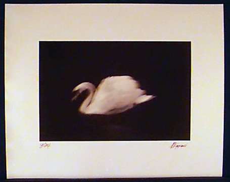 Untitled  - Free  and  Graceful  (Swan)EDT.# 9 / 24