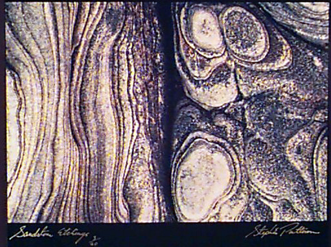 Sandstone Etchings  Radiant Earth  Vol 1 3/20