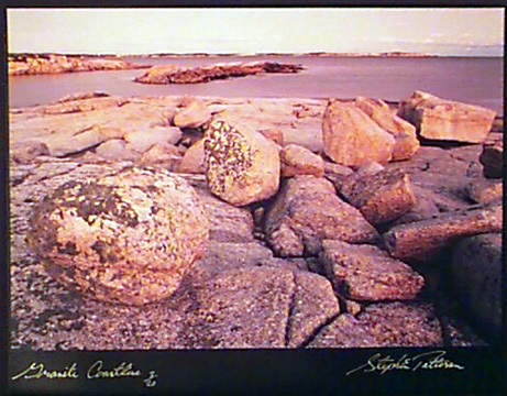 Granite Coastline  Radiant Earth Vol 11 3/20