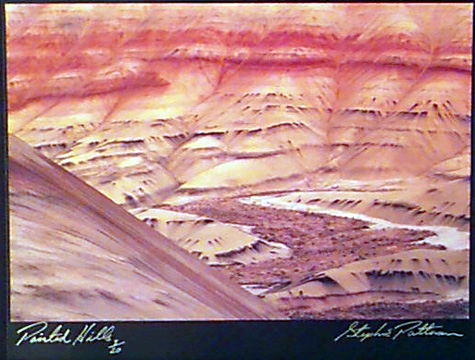 Painted Hills  Radiant Earth Vol 11 3/20
