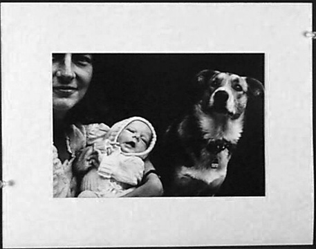 Baby and Dog    1/20
